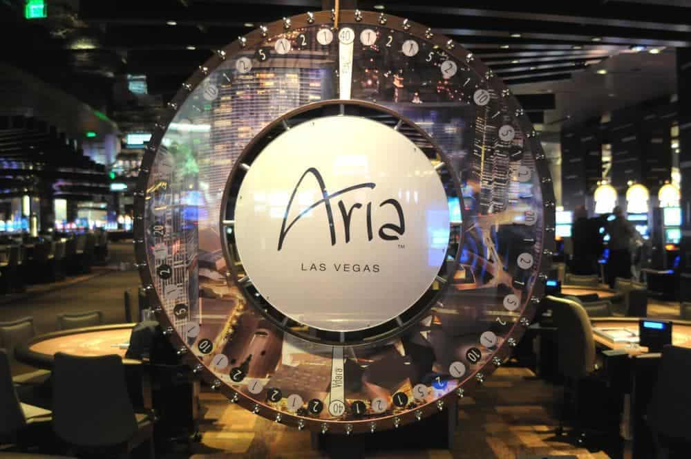 Aria Casino in Las Vegas