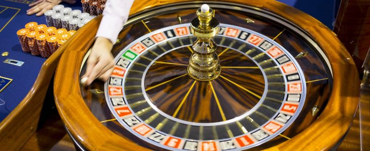 Dealer Signature bij Roulette