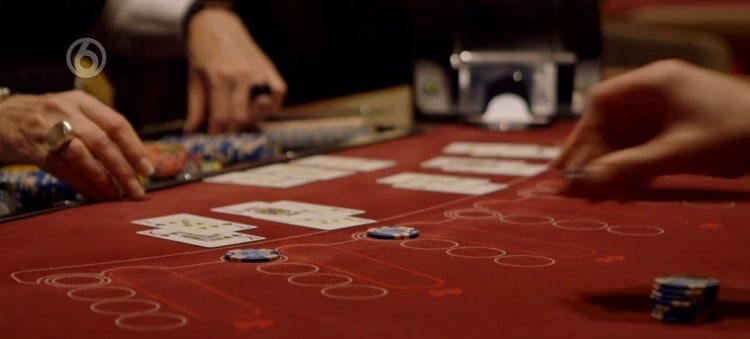 Met blackjack kaarten tellen in het Holland Casino