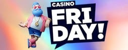 Logo van Casino Friday