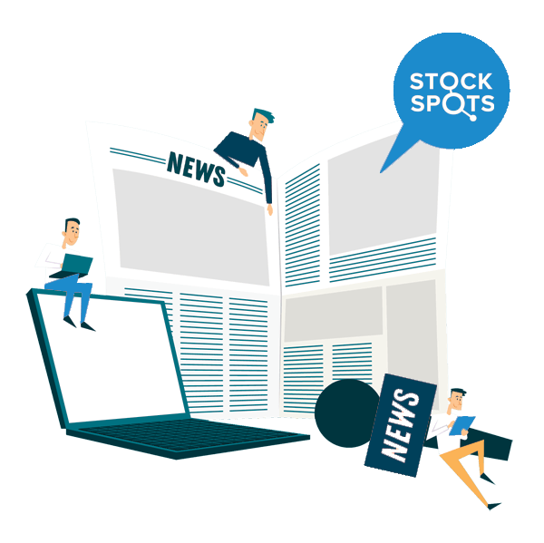 Stockspots' media